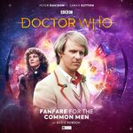 Fanfare for the Common Men vinyl cover