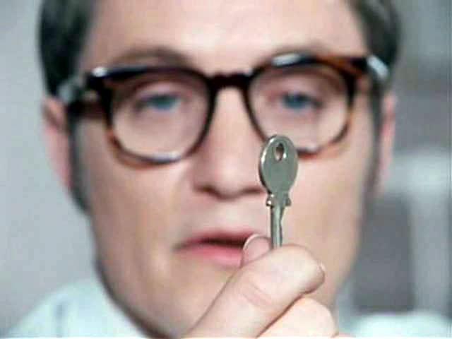 The Doctor's TARDIS key