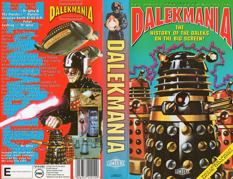 Dalekmania (documentary)