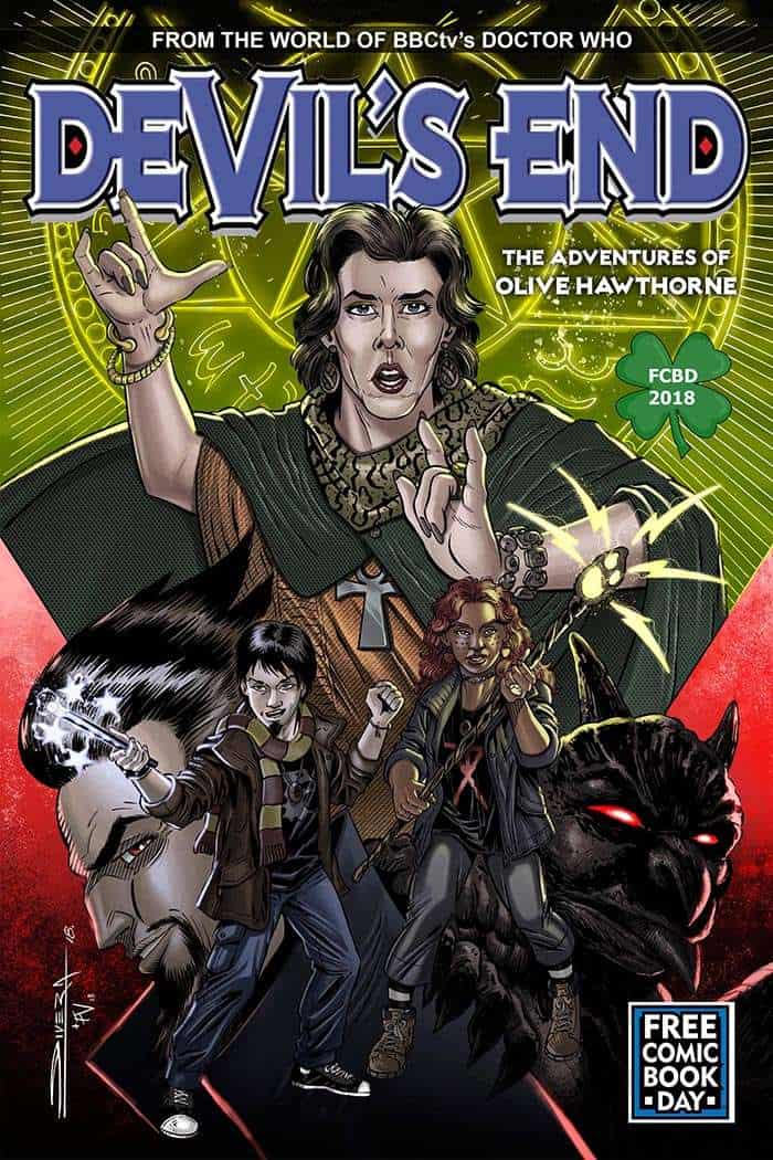 Devil's End: The Adventures of Olive Hawthorne