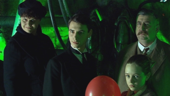 Dr Who/'s Family of Blood Scarecrows