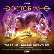 The Fourth Doctor Adventures Series 10 Volume 2