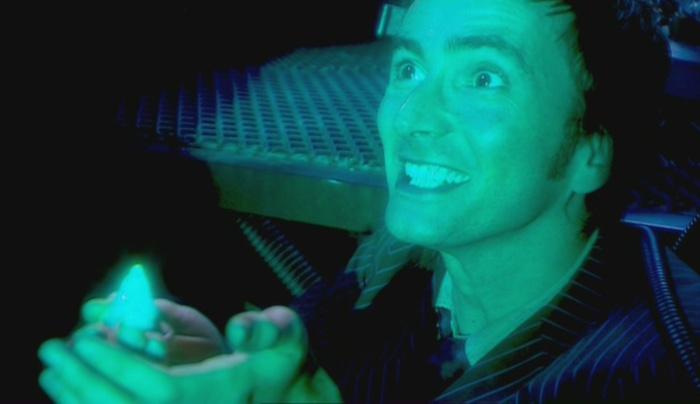 TARDIS power cell