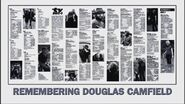 Remembering Douglas Camfield