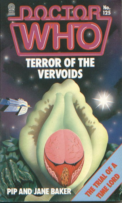 Terror of the Vervoids (novelisation)