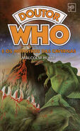 DW and the Cave Monsters Portuguese cover