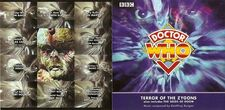 Terror of the zygons cd