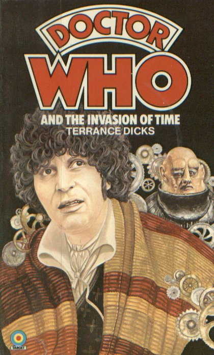 Doctor Who and the Invasion of Time (novelisation)