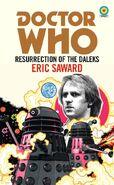 Resurrection of the Daleks Target cover
