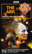 The Ark Australia VHS cover