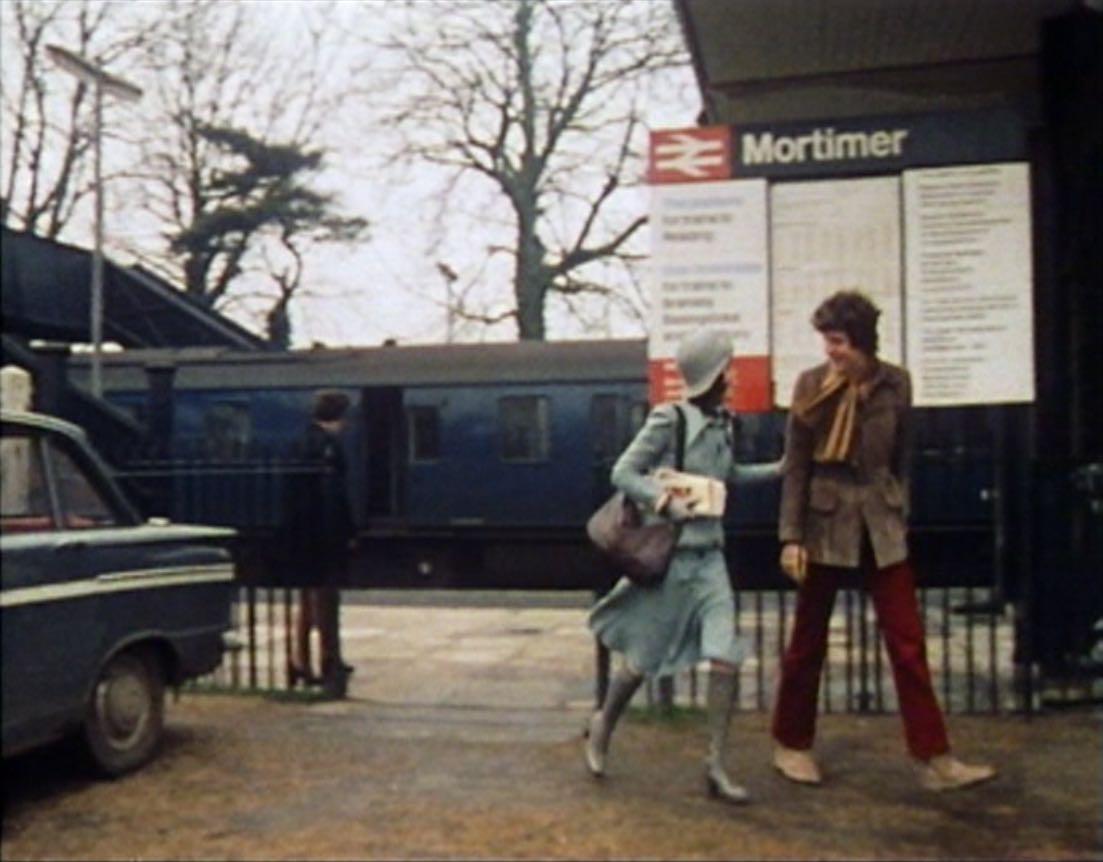 Mortimer station