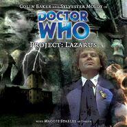 Project Lazarus CBaker cover