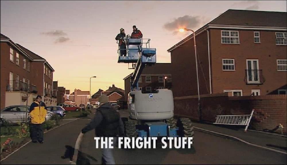 The Fright Stuff (CON episode)