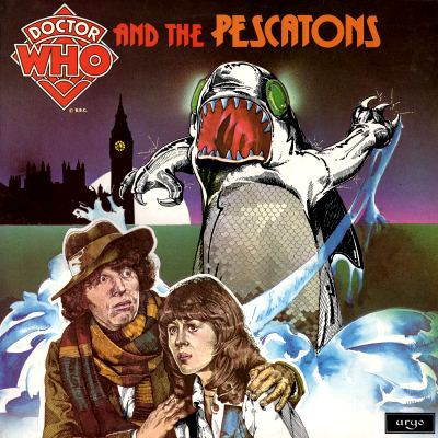 Doctor Who and the Pescatons (audio story)