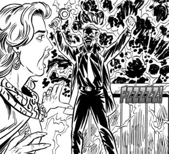 Devil's End (comic story)