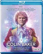 Doctor Who Colin Baker Season 2