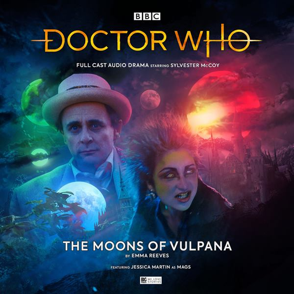 The Moons of Vulpana (audio story)