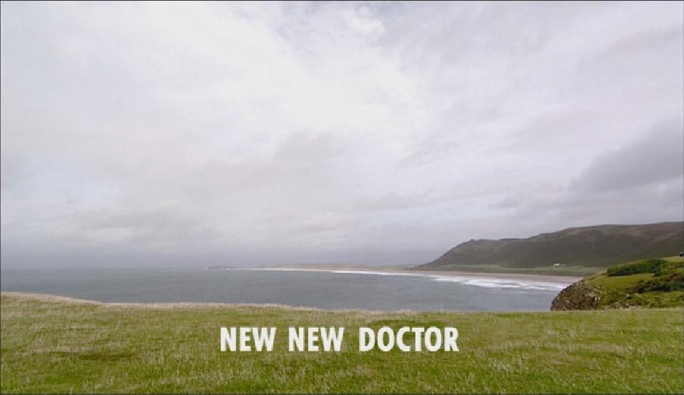 New New Doctor (CON episode)