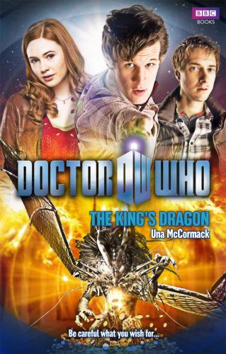 The King's Dragon (novel)