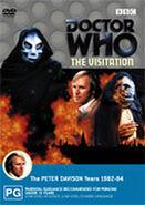 The Visitation DVD Australian cover