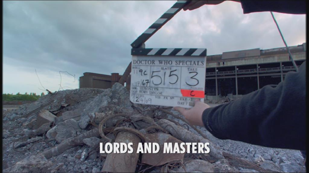 Lords and Masters (CON episode)