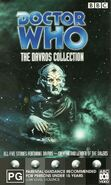 The Davros Collection VHS Australian cover