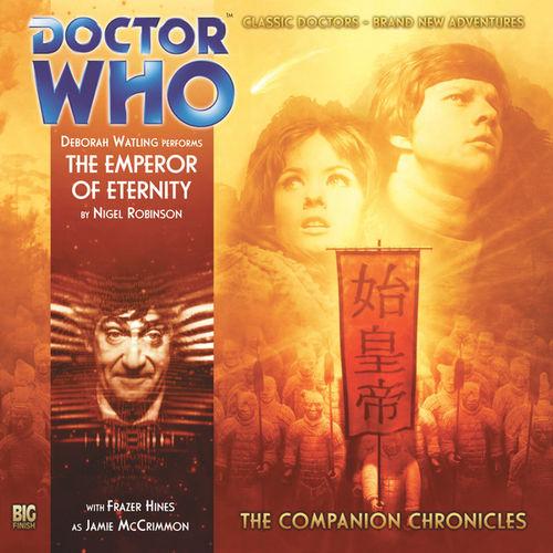 The Emperor of Eternity (audio story)