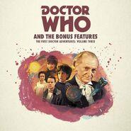 The First Doctor Adventures v3 BTS alt cover