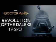 Revolution of the Daleks - TV Spot - Doctor Who