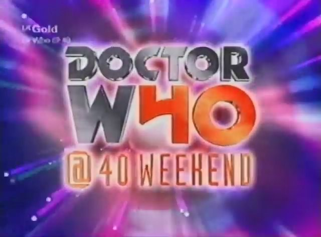 Doctor Who @40