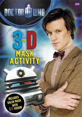 3D Mask Activity Book