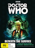 Beneath the Surface DVD Australian cover