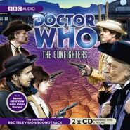 The Gunfighters CD Soundtrack