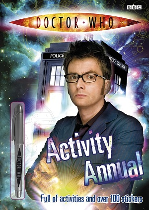 Doctor Who Activity Annual