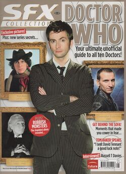 Doctor Who: Your ultimate guide to all 10 Doctors!(SFX)