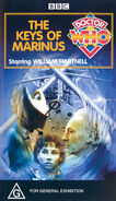 The Keys of marinus australian vhs