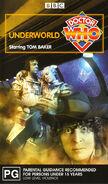 Underworld VHS Australian cover