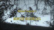 Michael Ferguson's Monster Masterclass
