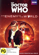 The Enemy of the World NZ cover