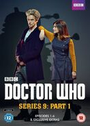 Series 9 Part 1 UK DVD Cover