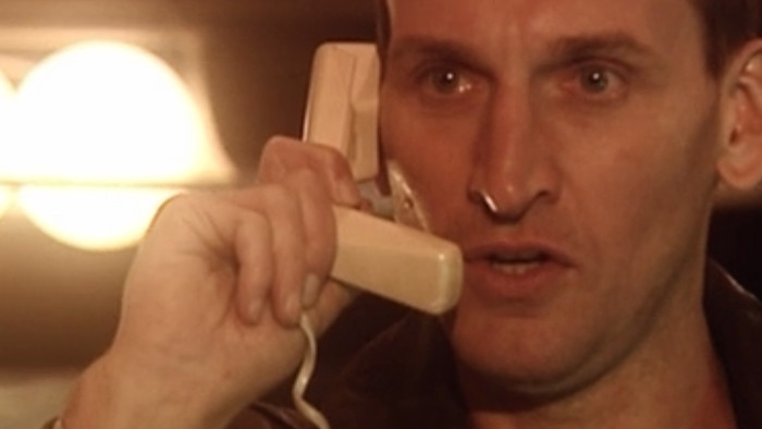 TARDIS telephone