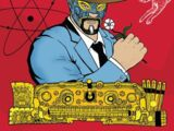 Señor 105 & the Elements of Danger (anthology)