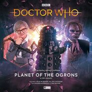 Planet of the Ogrons Cover