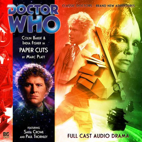 Paper Cuts (audio story)