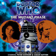 The Mutant Phase cover