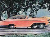 Lady Penelope's car