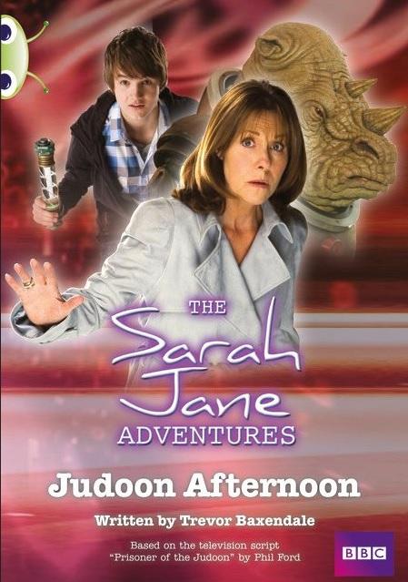 The Sarah Jane Adventures photo novelisations