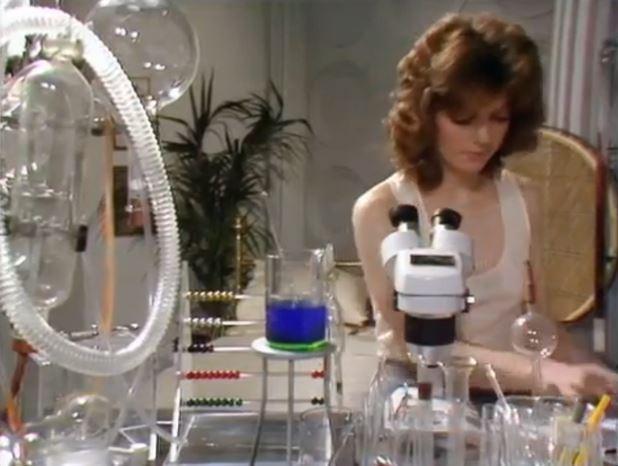 Susan Foreman's TARDIS bedroom