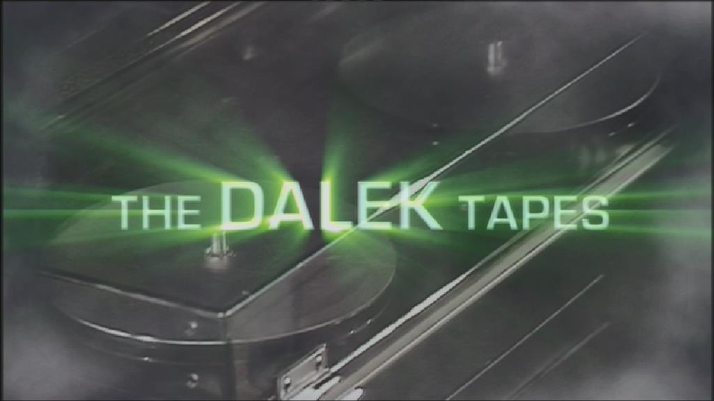 The Dalek Tapes (documentary)