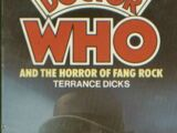 Doctor Who and the Horror of Fang Rock (novelisation)